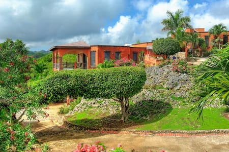 Home Ocean Mountain Views Pool Beache(s) Yoga (L) - Las Terrenas