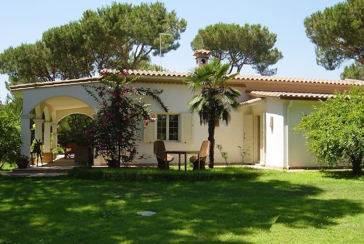 Villa Elégante à 5 min des plages - SABAUDIA - House