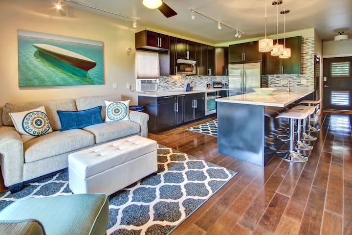 Modern Coastal Condo - Lahaina - Apartment