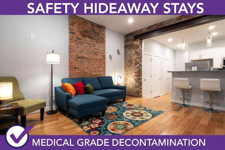 Safety Hideaway - Medical Grade Clean Home 59