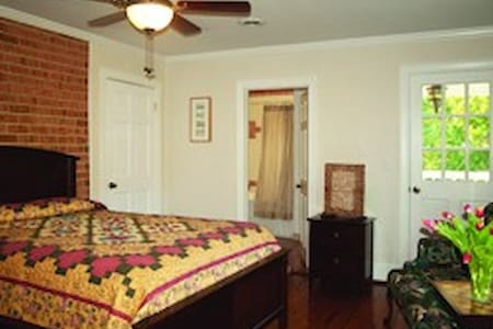 Shenandoah Manor B&B - Vermeer Room - Lexington - Bed & Breakfast