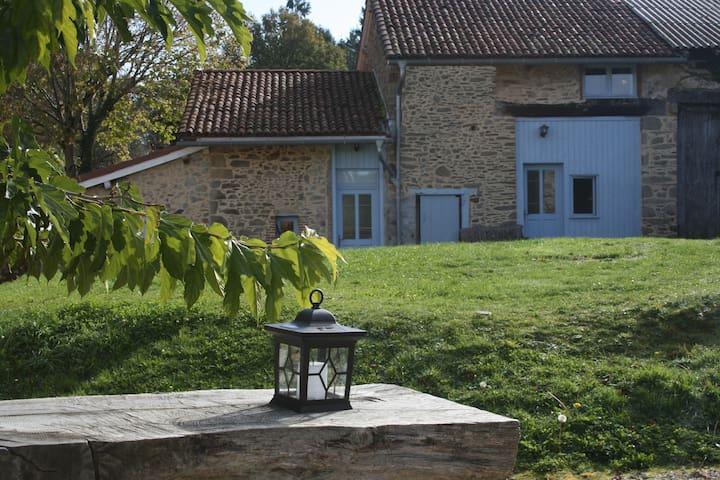 La Rose 5 persons hollidayhome - Saint-Léonard-de-Noblat - Hus