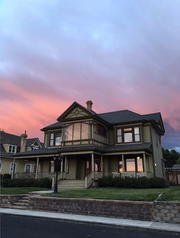 Historic Victorian with river view - Lewiston - House
