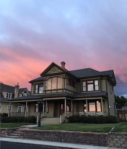 Historic Victorian with river view - Lewiston - Haus