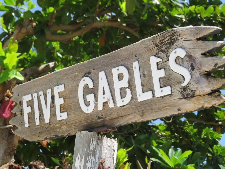 Five Gables!