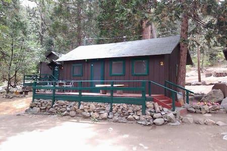 Cabin #2  Large Group Cabin - Cabin