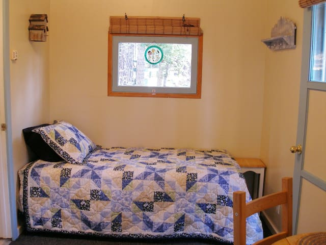 2nd twin bed