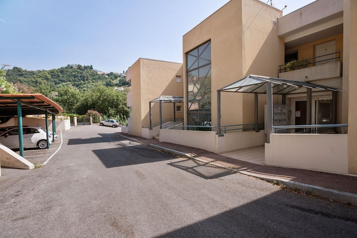Lovely Holiday Home in Menton for Romantic Getaway