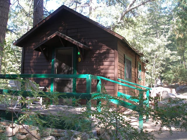 Cabin #9  For Two Guests - Angelus Oaks