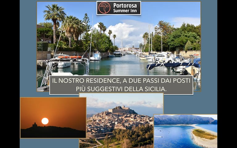 Portorosa Summer Inn - bivani