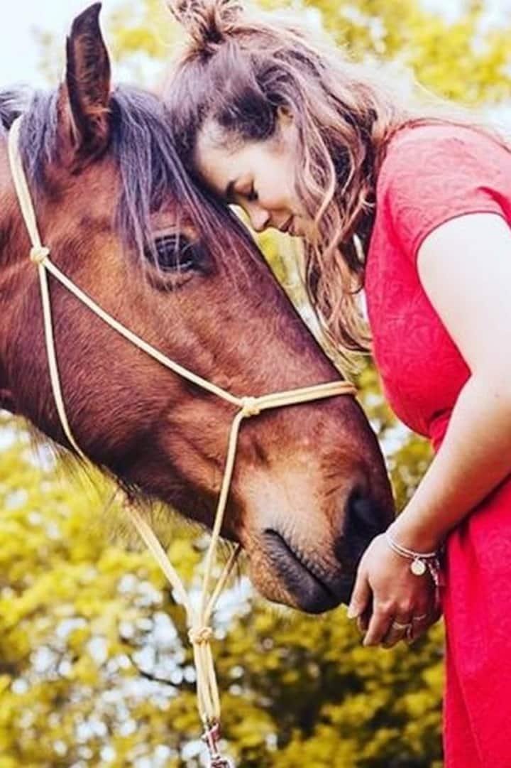Le cheval pour le développement de soi