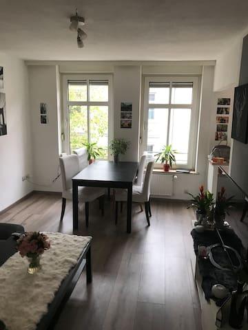 Zentrale Wohnung in Dortmunds schönem Westen