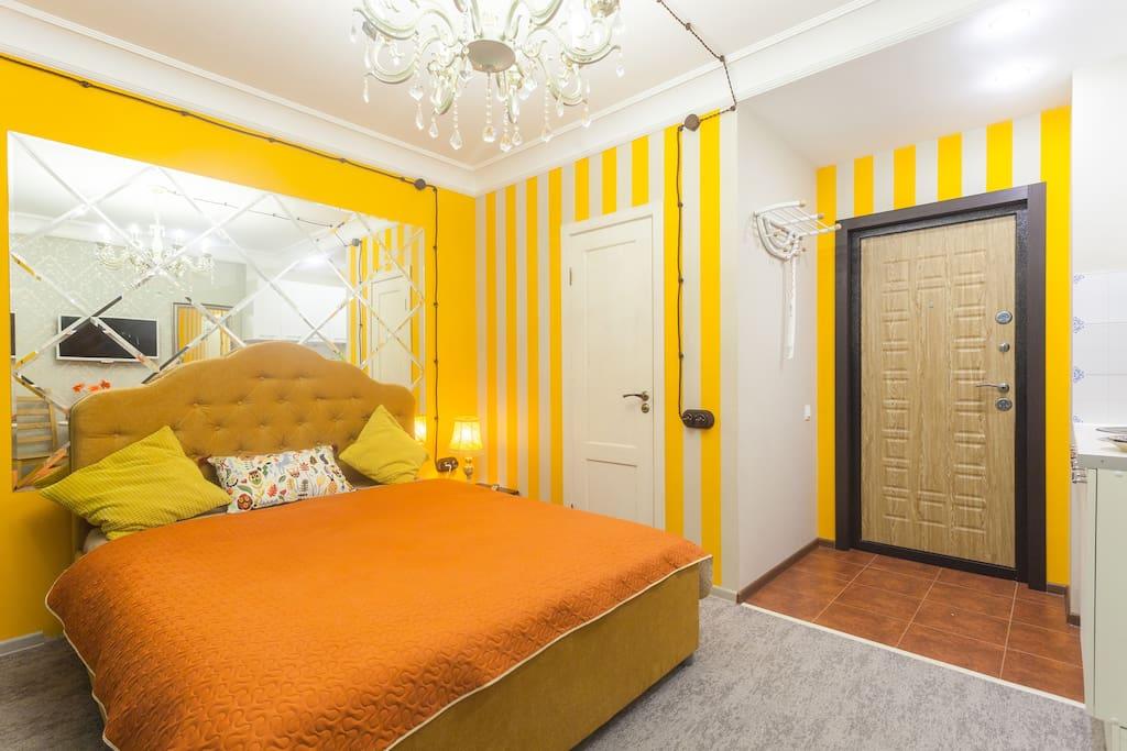 Размер кровати 160х200
