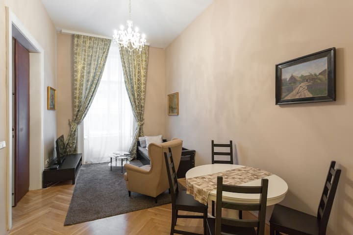 55m² classic apartment for 2-4 pers. in the centre - Vídeň - Byt