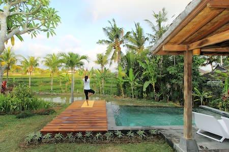 Joglo Villa at Rice Terrace