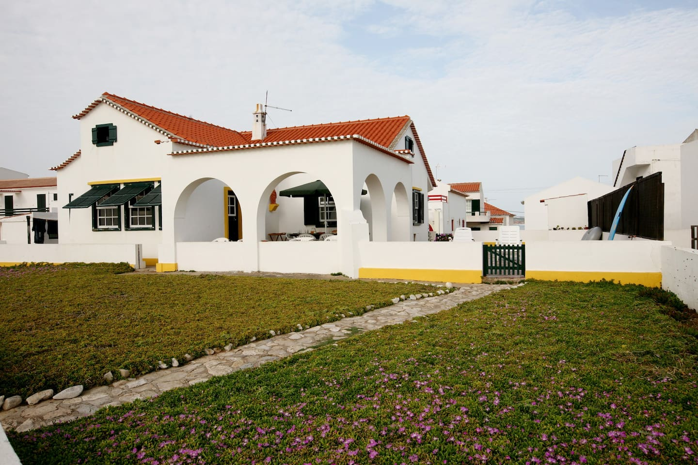 Welcome! Meet our Charming House at the magical island of Baleal.