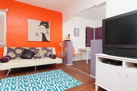 ArtDeco vintage  SoBe studio - Miami Beach - Apartment