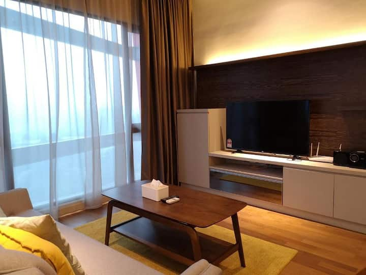 ❤️G!❤️ Cozy 2BR home in Genting Geo 家庭乐2房
