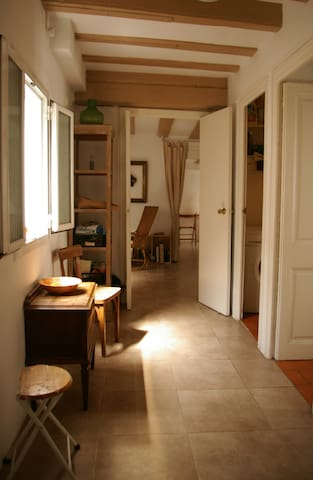 a refuge for wandering souls II - Barcelona - Pis