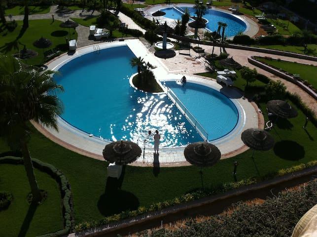 Magnifique duplex Marina Beach clim - m'diq - Casa