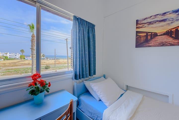 Вид на море, 2 спальни
