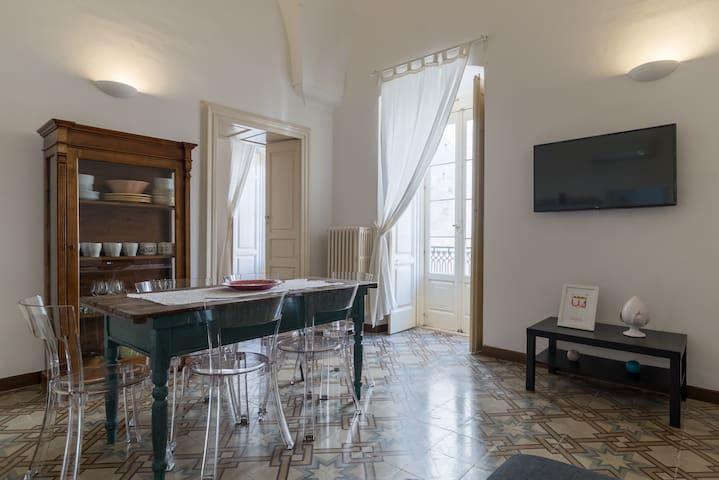 Andromeda apartment at Palazzo Le Cupole
