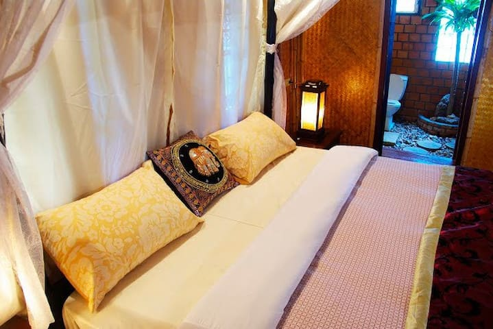 Areeya Phuree Resort  Vila Mountain - Tambon Tha Ton - Casa de campo