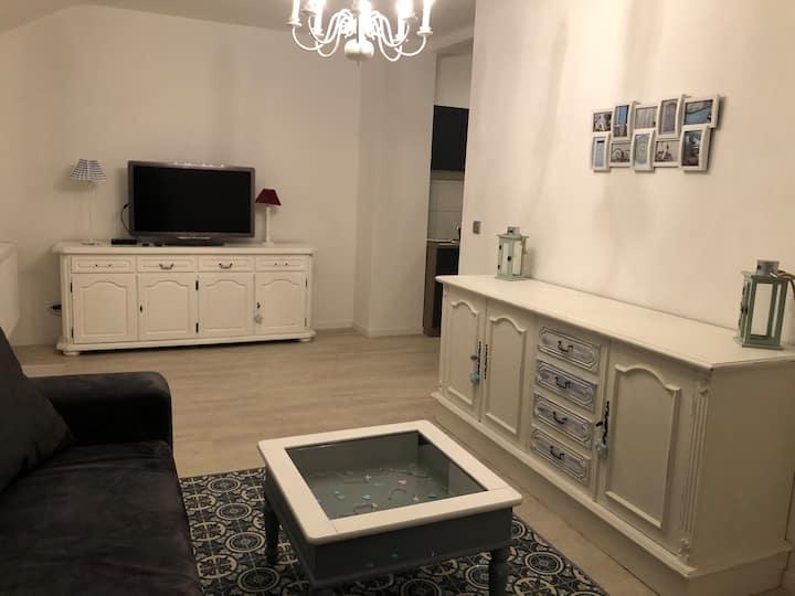 Neue 2-Zimmer Vintage-Style-Wohnung