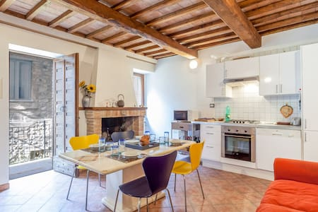 Charming townhouse in Umbria - Fratta Todina - House - 0