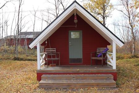 Husky Dreams, Cabin