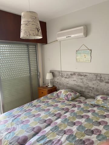 Fully furnished seafront studio