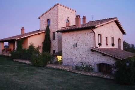 Stupendo Casale Campagna Umbra - Terni - Villa