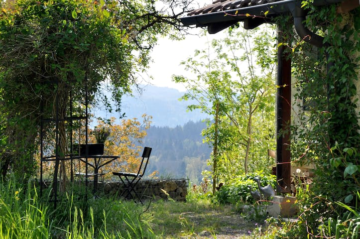 Natur pur! Weide! - Oberrohrdorf - House