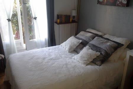 Chambre avec jardin privé Gentilly - Gentilly