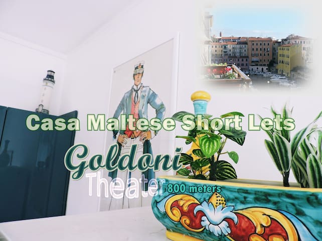 Casa Maltese Short Lets - Livorno - Appartement