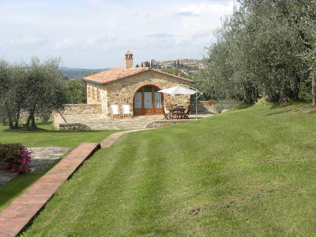 Bufati casa nel Chianti - Barberino Val D'elsa - House