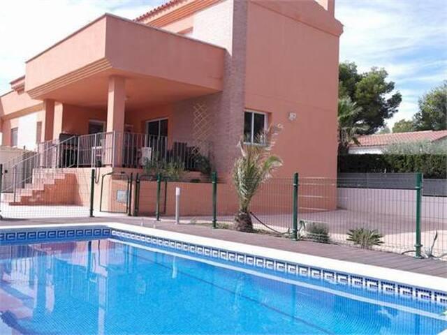 Villa Aléis - Les Tres Cales - Casa