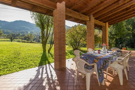 Villa in the Countryside with swimming pool - Entratico - Talo