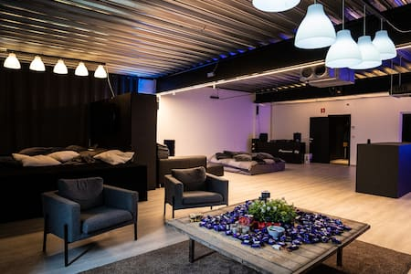The Kaoz: more than just a luxury loft in Antwerp!