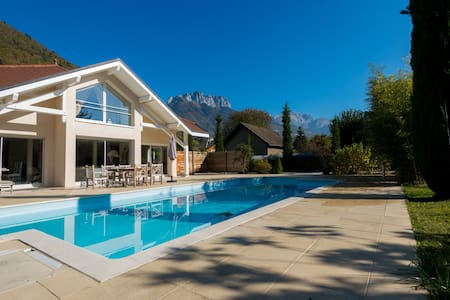 Beauty calm *** near the Lake Annecy and mountains - Veyrier-du-Lac - Villa