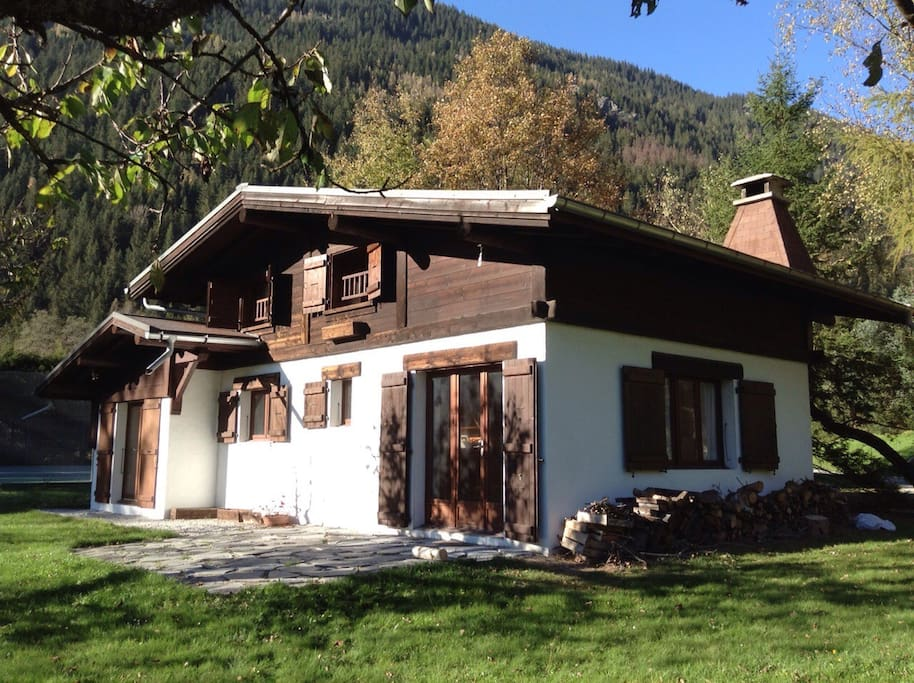 the chalet for rent