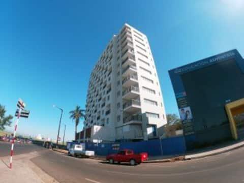 Playa San José - Departamento equipado full