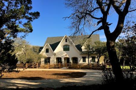 Little Fox Hills - Wimberley - House
