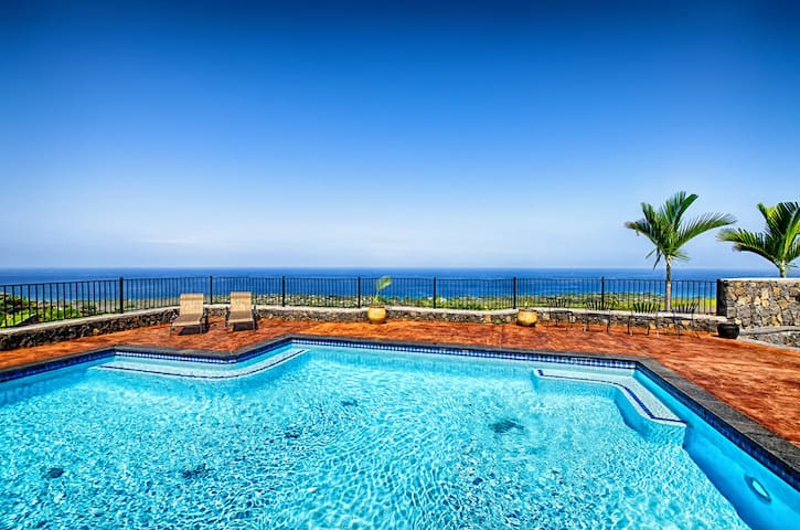 Alii Makai - Luxurious house with great ocean view - Kailua-Kona - House