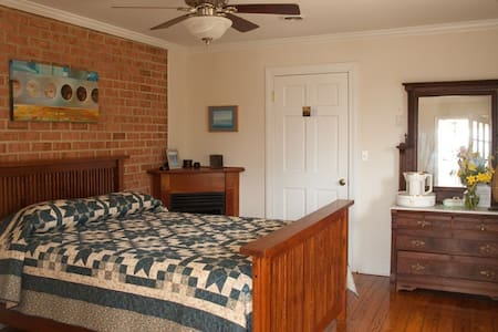 Shenandoah Manor B&B - Rembrandt Rm - Lexington - Bed & Breakfast