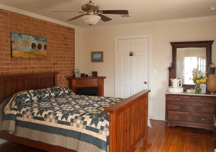 Shenandoah Manor B&B - Rembrandt Rm