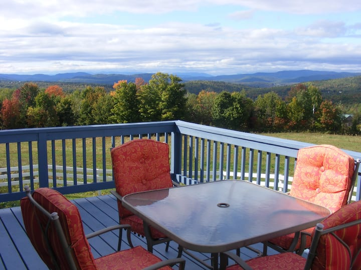 Unbeatable Views & Privacy at Blank Slate Farm