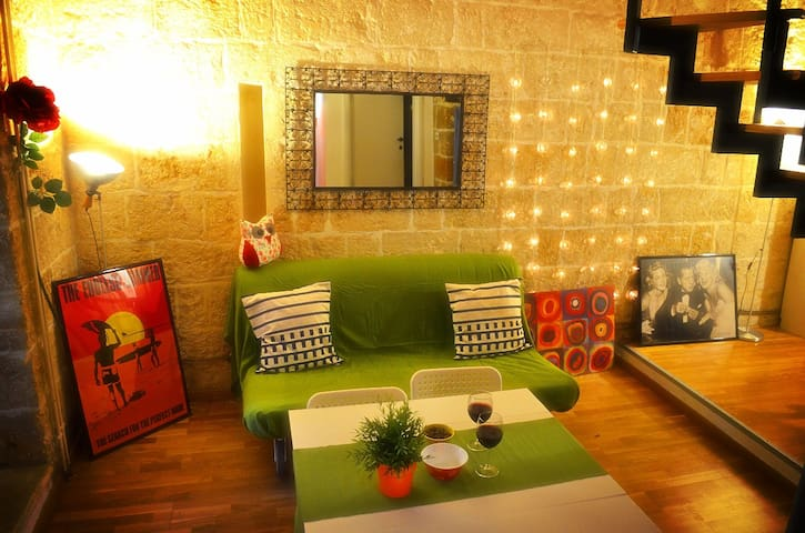 ***SECRET GARDEN*** in City Center - Bari - Apartment