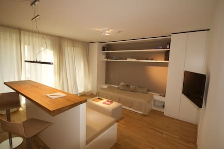 Long-Stay-Appartement in Messenähe - ミュンヘン