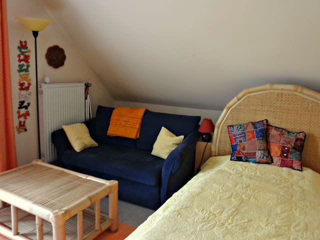 Cute Little Room - Beckum - Bed & Breakfast